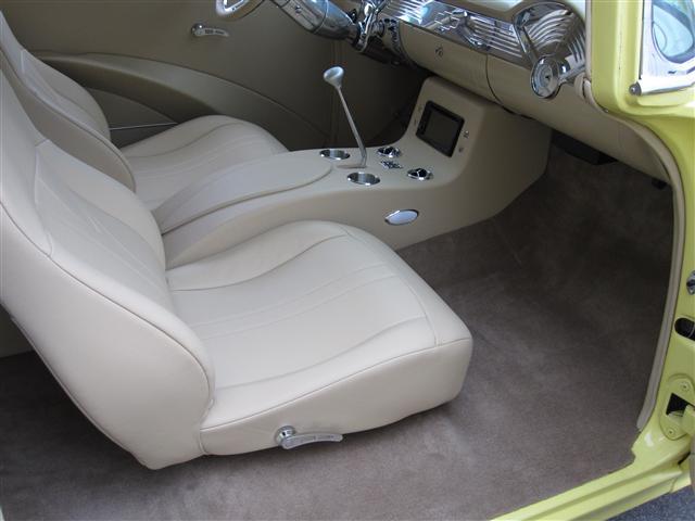 39 55 Chevy